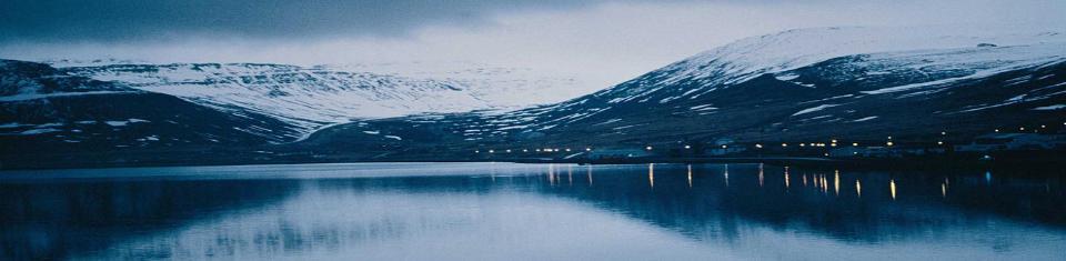 Iceland North Atlantic Ocean