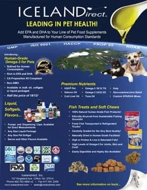 Pet Health Broucher