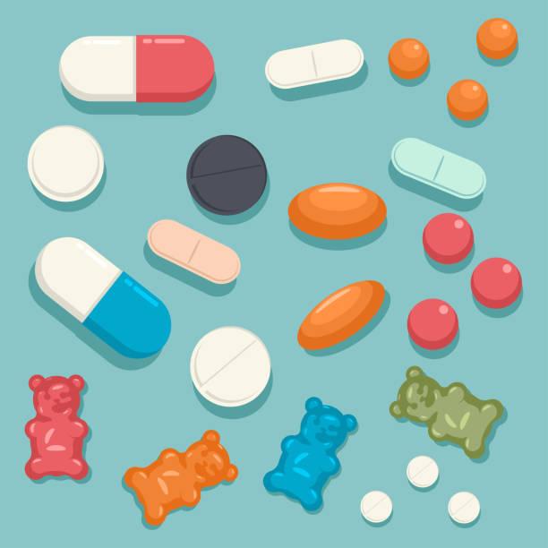 Gummies Vs Tablets